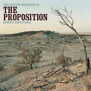關鍵協議電影原聲帶 (The Proposition)