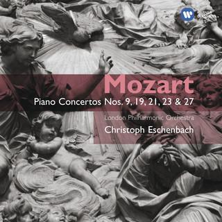 Mozart:Piano Concerto Nos. 9 , 19 , 21 , 23 & 27