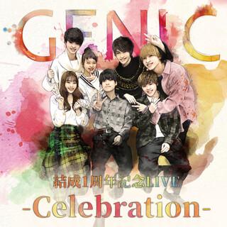 結成1周年紀念LIVE 「-Celebration-」 (Live at SHIBUYA PLEASURE PLEASURE 2020.11.01)