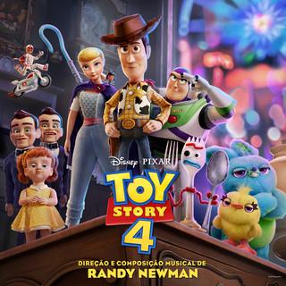 Toy Story 4 (Trilha Sonora Original em Português) (玩具總動員4電影原聲帶 (葡萄牙語版))