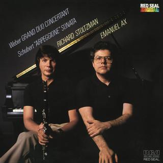 Weber:Grand Duo Concertant In E - Flat Major, J.204, Op. 48 & Schubert:Arpeggione Sonata, D. 821