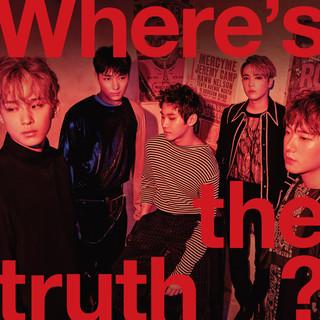 韓語正規 6 輯 Where\'s the truth ?