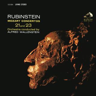 Mozart:Piano Concerto No. 23 In A Major, K. 488 & Piano Concerto No. 21 In C Major, K. 467
