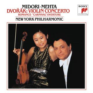 Dvorák:Violin Concerto & Romance & Carnival Overture