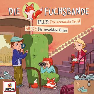 011 / Fall 21:Der Zerzauste Sessel / Fall 22:Die Verwehten Kissen