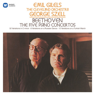 Beethoven:The Five Piano Concertos, Variations, Op. 76, WoO 71 & 80