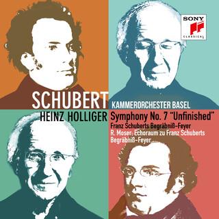 Franz Schuberts Begräbniß - Feyer, D. 79,