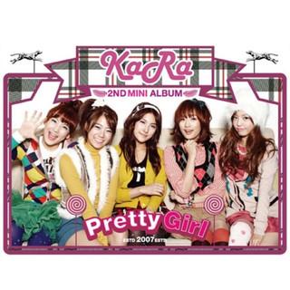 Pretty Girl (2nd Mini Album)