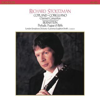 Stoltzman Plays Corigliano, Copland & Bernstein