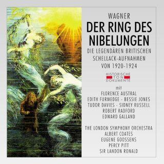 Richard Wagner:Der Ring Des Nibelungen
