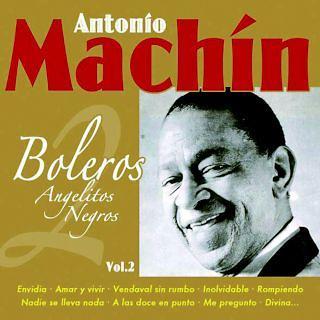 Boleros - Angelitos Negros