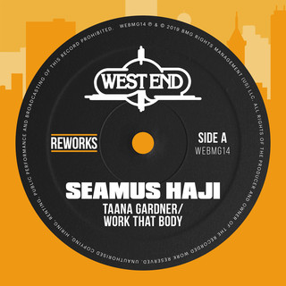 Work That Body (Seamus Haji Reworks)