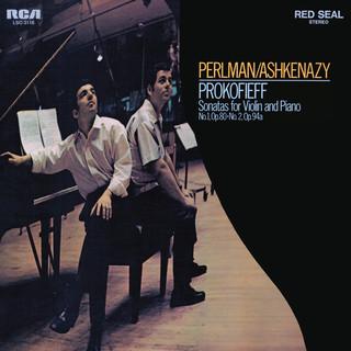 Prokofiev:Violin Sonata No. 1 In F Minor, Op. 80 & Violin Sonata In D Major No. 2, Op. 94bis