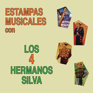 Estampas Musicales Los Cuatro Hermanos Silva