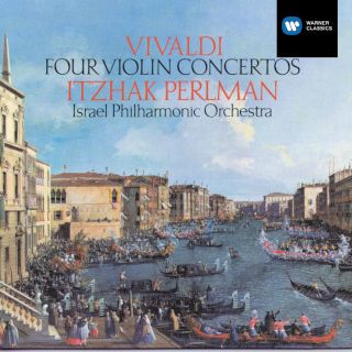 Four Violin Concertos - Vivaldi
