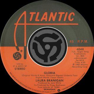 Gloria / Living A Lie (Digital 45)