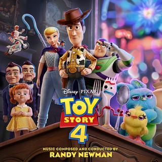 Toy Story 4 (Original Motion Picture Soundtrack) (玩具總動員4電影原聲帶)