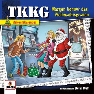 22. Dezember - Morgen Kommt Das Weihnachtsgrauen