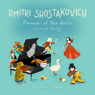 Dances Of The Dolls, 7 Pieces For Piano:I. Lyrical Waltz
