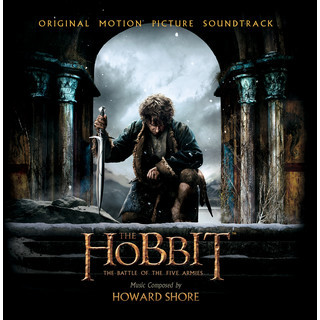 哈比人:五軍之戰電影原聲帶 (The Hobbit:The Battle Of The Five Armies)