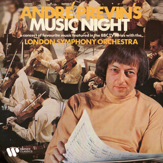 André Previn\'s Music Night