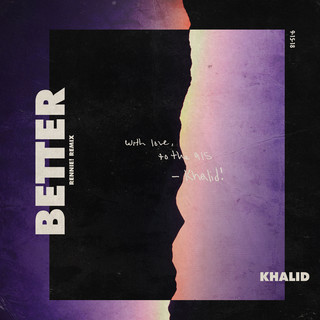 Better (Rennie ! Remix)
