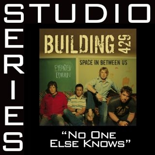 No One Else Knows (Studio Series Performance Track)