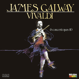 James Galway Plays Vivaldi:6 Concerti, Op. 10