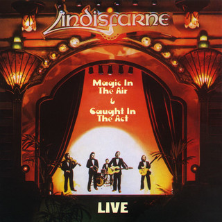 Live:Magic In The Air / Caught In The Act