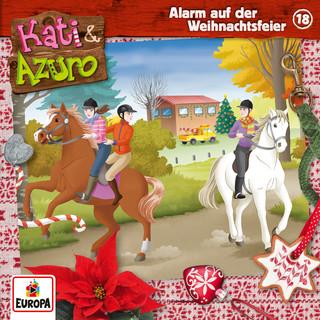 018 / Alarm Auf Der Weihnachtsfeier