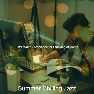 Jazz Waltz - Ambiance For Studying At Home