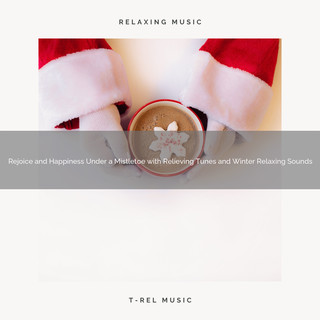 Rejoice And Happiness Under A Mistletoe With Relieving Tunes And Winter Relaxing Sounds