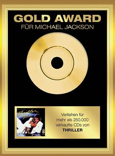 Gold Award: Thriller