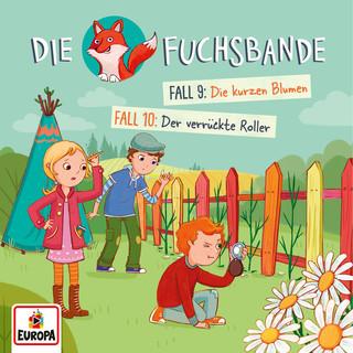 005 / Fall 9:Die Kurzen Blumen / Fall 10:Der Verrückte Roller