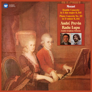 Mozart:Concerto For Two Pianos, K. 365 & Piano Concerto No. 20, K. 466