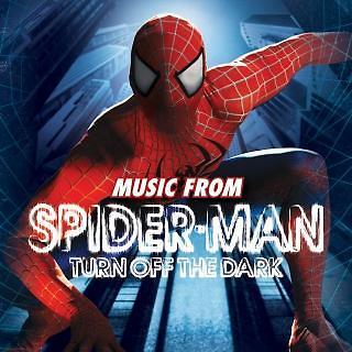 蜘蛛人:終結黑暗音樂劇原聲帶 (Spider - Man:Turn Off The Dark)