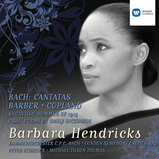 Bach Cantatas And Barber / Copland