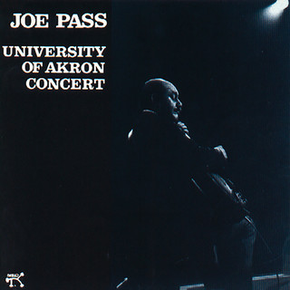Joe Pass At Akron University