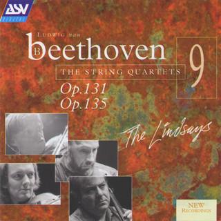Beethoven:String Quartets, Op.131 & Op.135