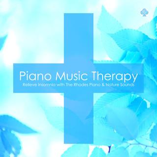 ピアノ音楽療法 不眠症を改善するローズ・ピアノ(自然音入り) (Piano Music Therapy : Relieve Insomnia with the Rhodes Piano & Nature Sounds)