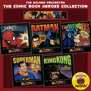 The Comic Book Heroes Collection