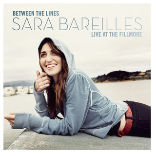 Between The Lines:Sara Bareilles Live At The Fillmore