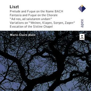 Liszt:The Great Organ Works