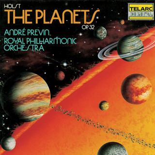 Holst:The Planets, Op. 32