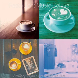 Scintillating Trio Jazz - Bgm For Work From Home