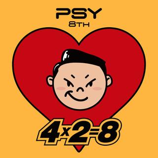 PSY 8th 4 X 2 = 8