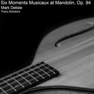 Six Moments Musicaux At Mandolin, Op. 94