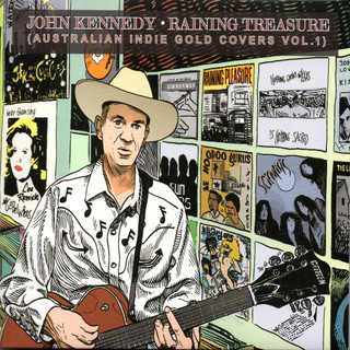 Raining Treasure (Australian Indie Gold Covers, Vol.1)