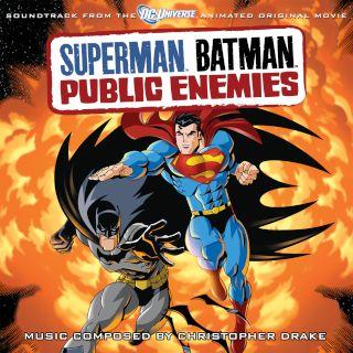 蝙蝠俠:公眾之敵電影原聲帶 (Superman Batman:Pubic Enemies)
