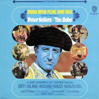The Bobo (Original Motion Picture Soundtrack)